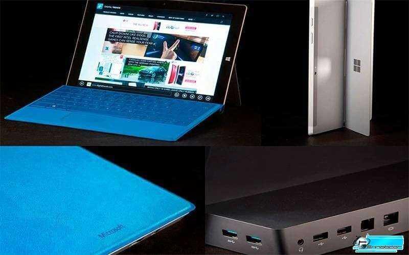 Обзор планшета Microsoft Surface 3