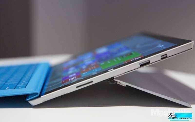 Microsoft Surface 3 тест