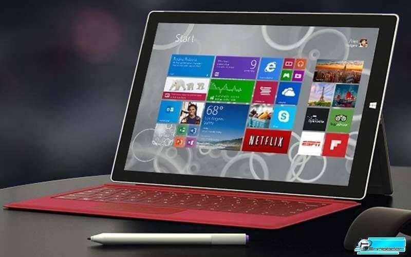 Тест Microsoft Surface 3