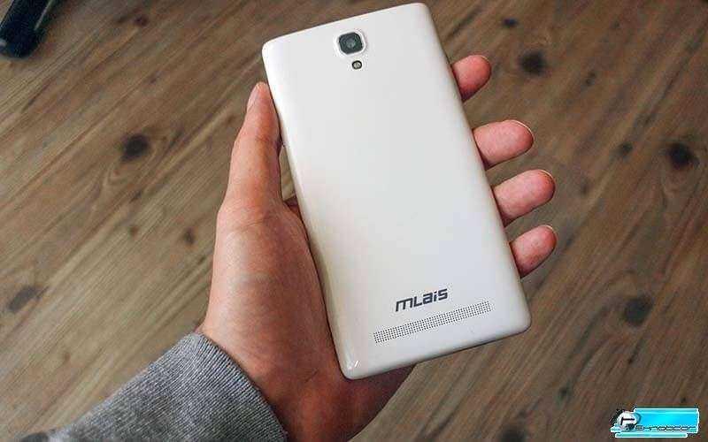 Дизайн Mlais M52 Red Note