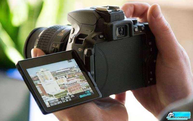 Обзор Nikon D5500
