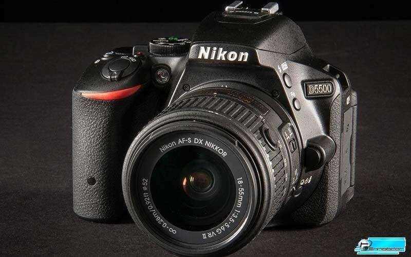 Nikon D5500 – Обзор
