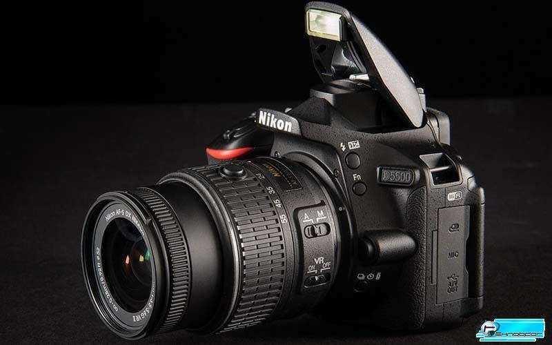 Обзор камеры Nikon D5500