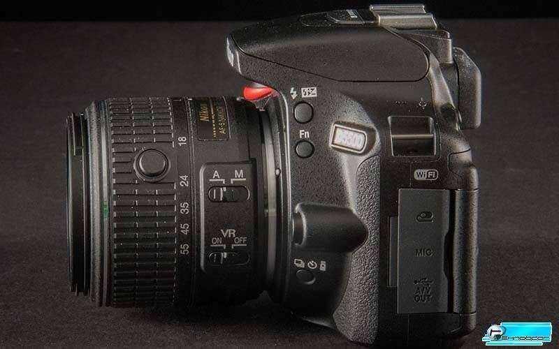 Фотокамера Nikon D5500