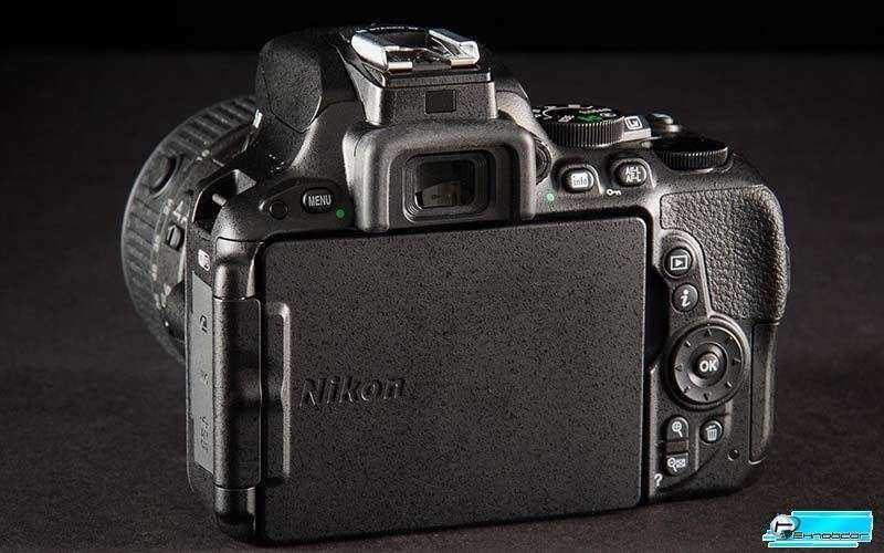 Обзор фотокамеры Nikon D5500