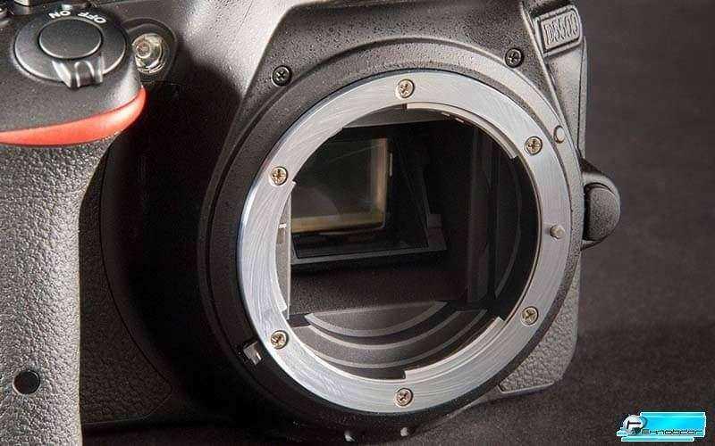 Nikon D5500 крепление для обьективов
