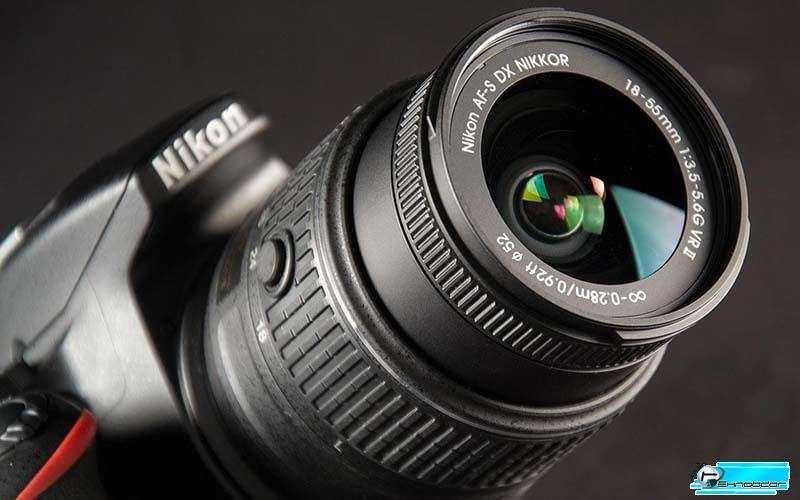 Nikon D5500 обьектив