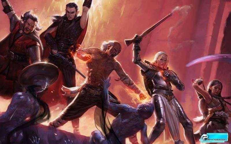 Pillars of Eternity – Обзор RPG игры