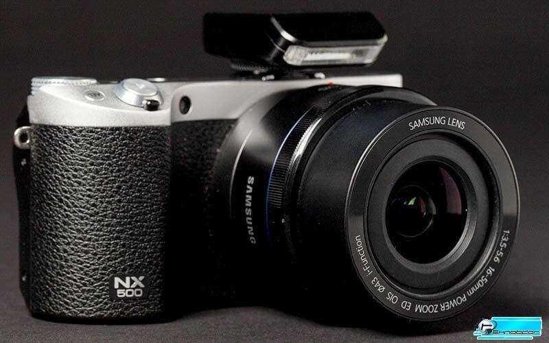 Samsung NX500 - Обзор