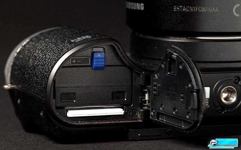 Samsung NX500 батарея