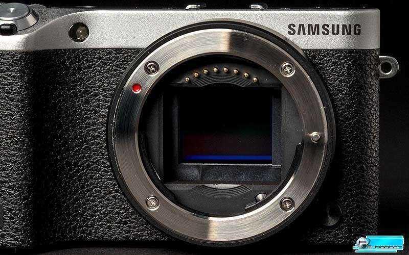 Samsung NX500 без объектива