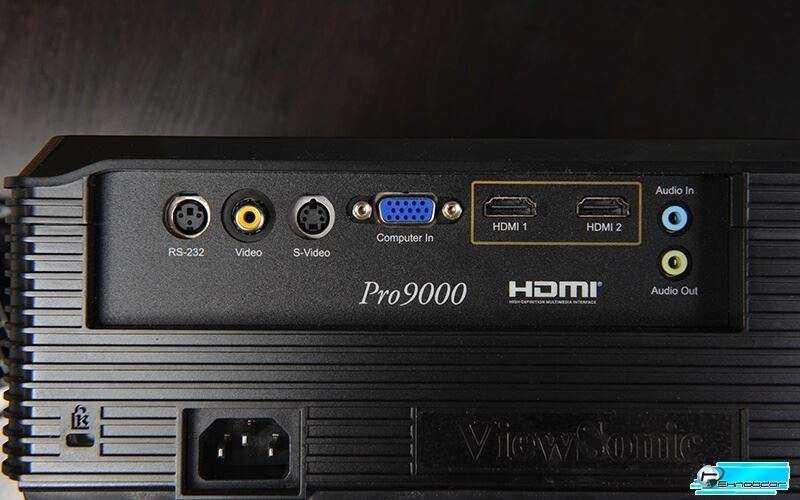 Обзор Viewsonic Pro9000