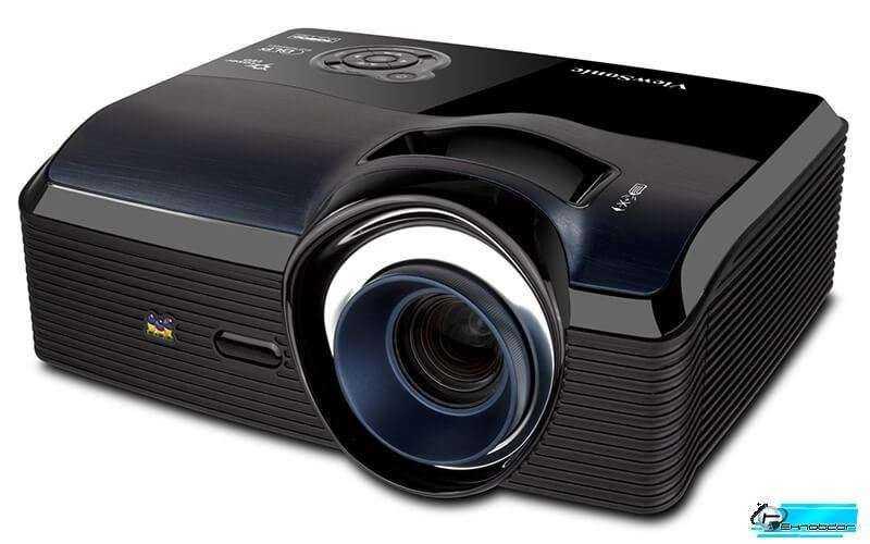 Обзор Viewsonic Pro9000 – небезынтересного проектора