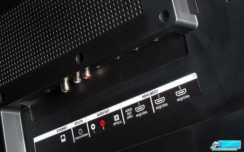 VIZIO P652UI-B2 порты
