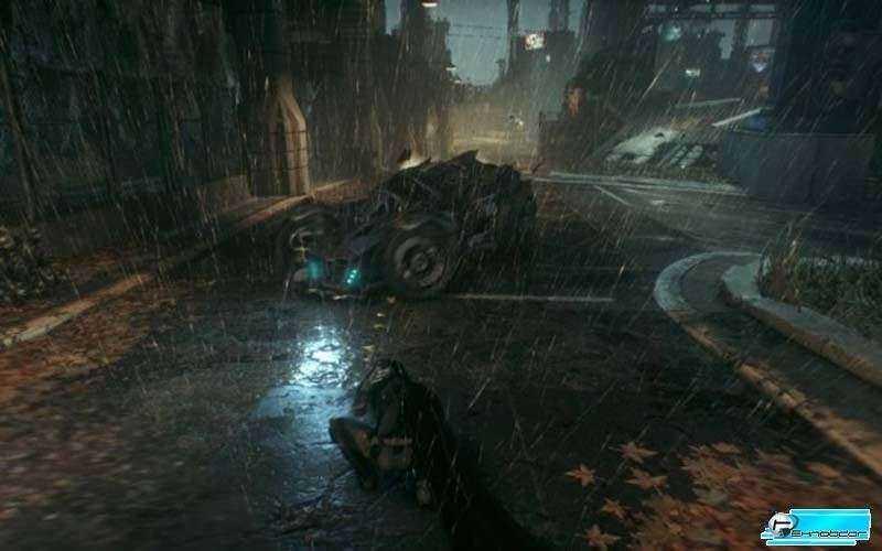 Обзор Batman: Arkham Knight
