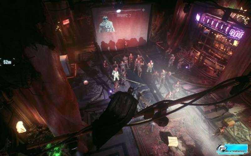 Batman: Arkham Knight обзор