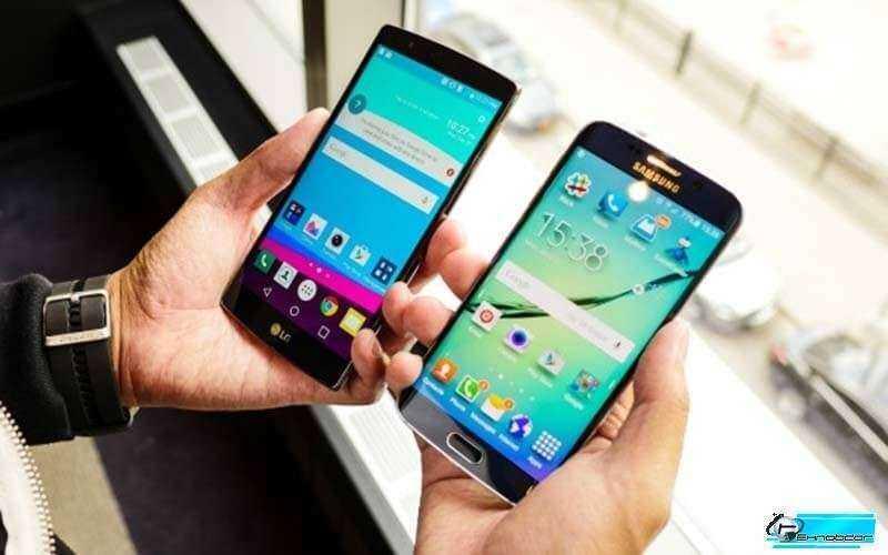 LG G4 vs Samsung Galaxy S6 Edge