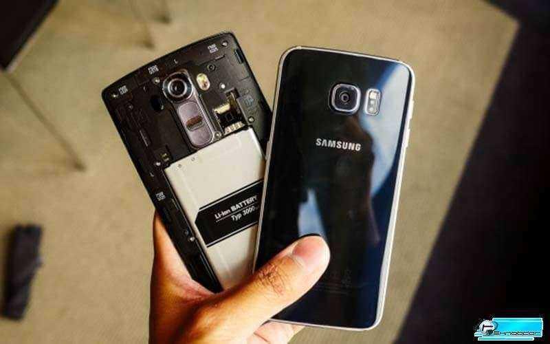 Сравнение LG G4 vs Samsung Galaxy S6 Edge