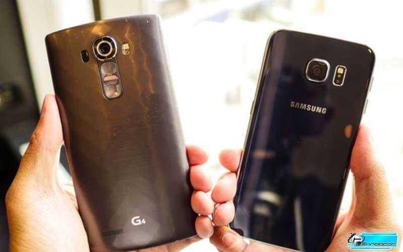 Камеры LG G4 и Samsung Galaxy S6 Edge