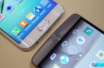 LG G4 vs Samsung Galaxy S6 Edge – Сравнение смартфонов