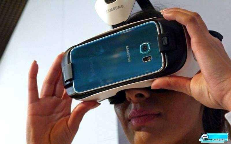 Samsung Gear VR тест