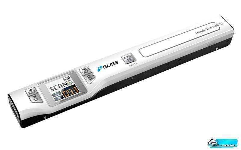 Сканер Bliss HandyScan W470