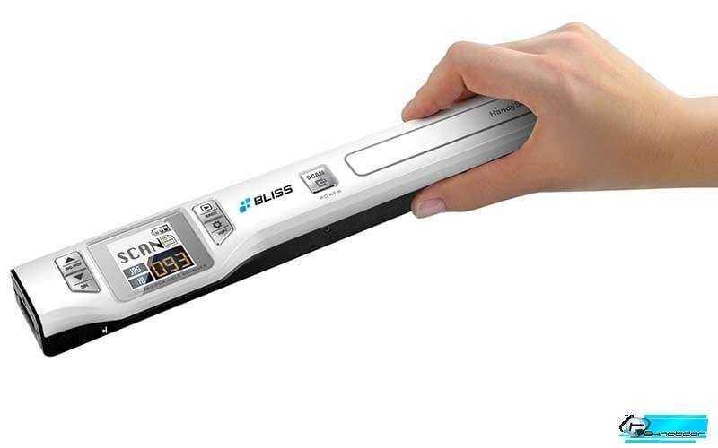 Bliss HandyScan W470 - Обзор ручного Wi-Fi-сканера