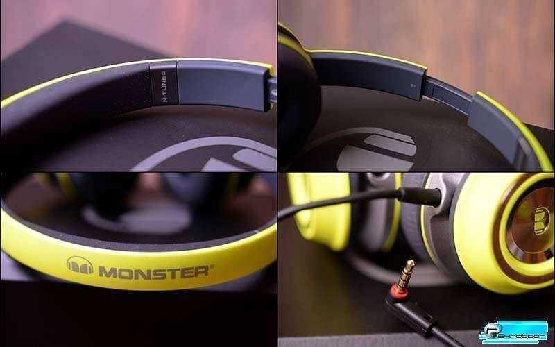 Тест Monster N-Tune HD