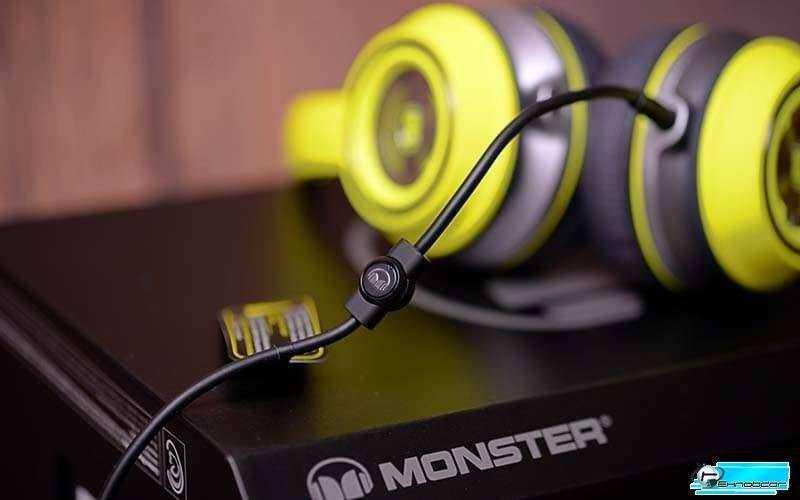 Обзор наушников Monster N-Tune HD