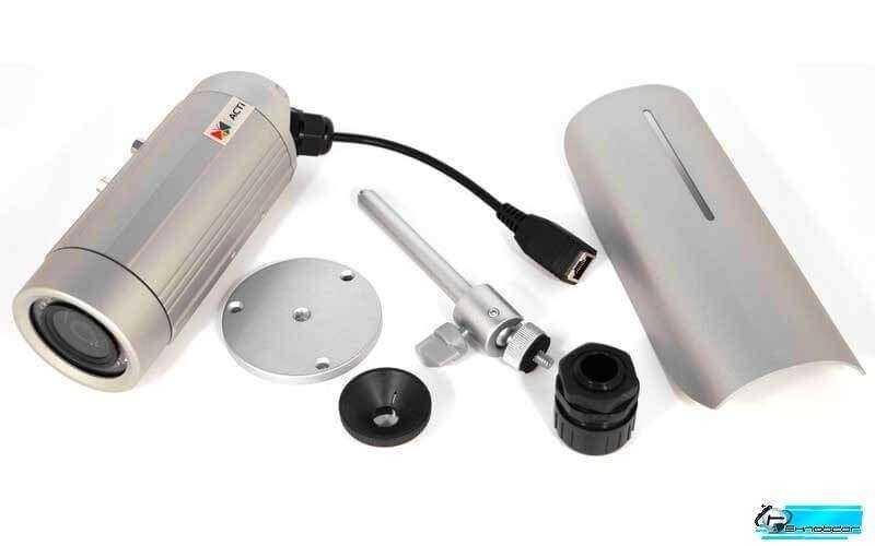 камеры наблюдения ACTi E32