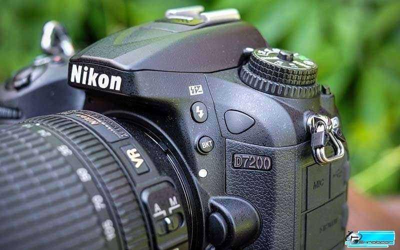 Тест Nikon D7200