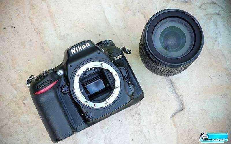 Начинка Nikon D7200