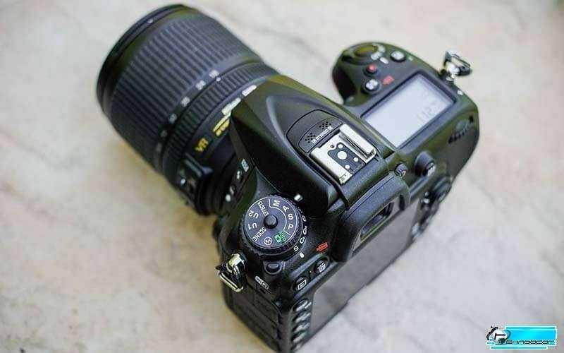 Камера Nikon D7200