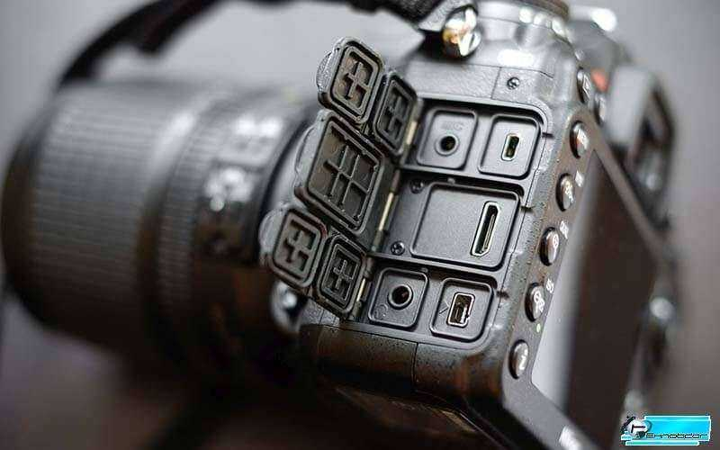 Слоты Nikon D7200