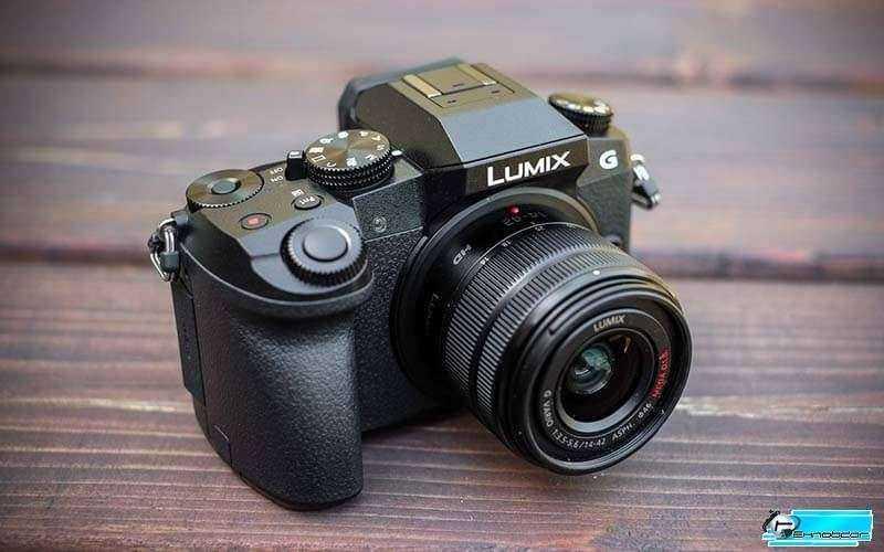 Камера Panasonic Lumix DMC-G7