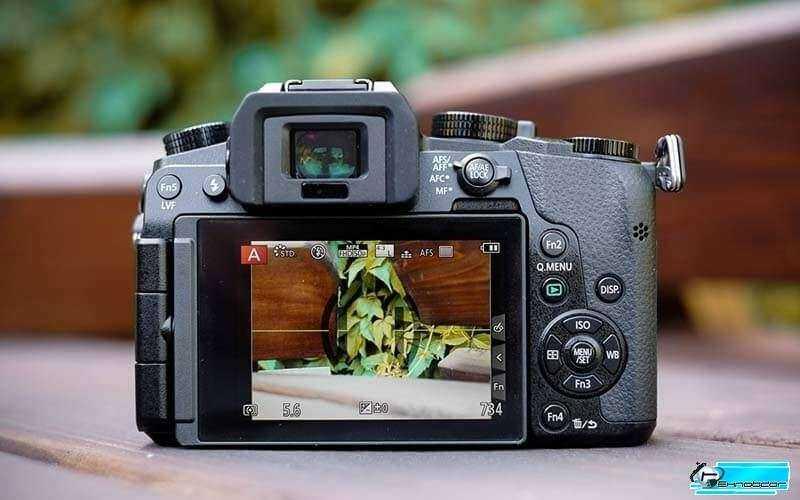 Фотокамера Panasonic Lumix DMC-G7