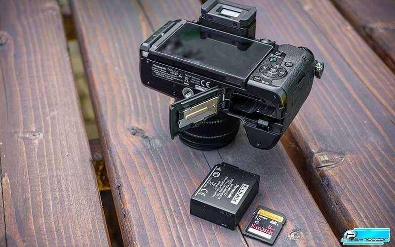 Камера Panasonic Lumix G7