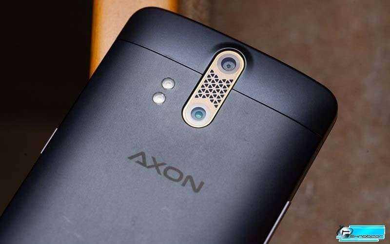 Камера ZTE Axon Pro