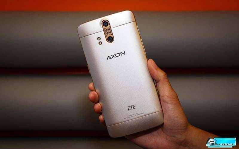 Смартфон ZTE Axon Pro