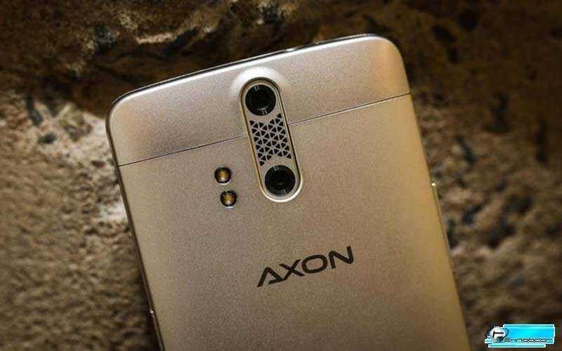 Телефон ZTE Axon Pro