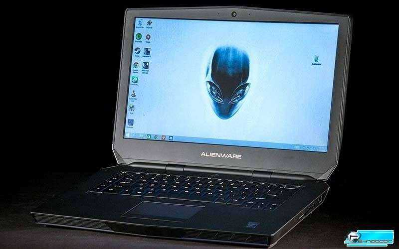 Тест игрового ноутбука Dell Alienware 15