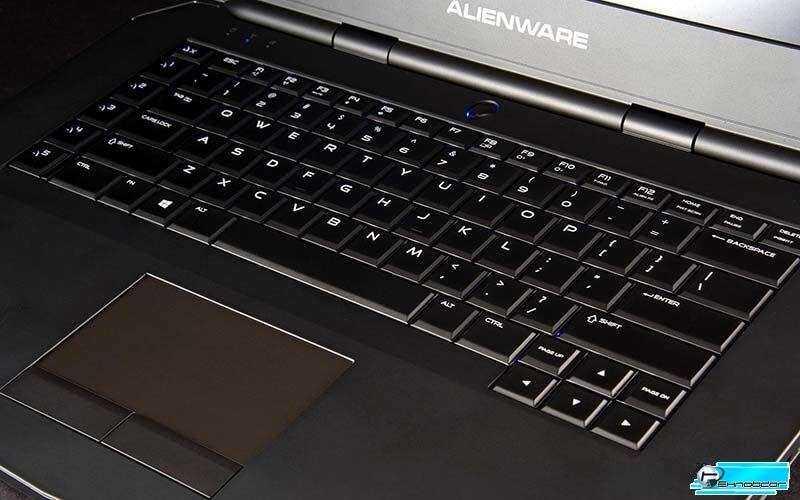 Клавиатура Dell Alienware 15