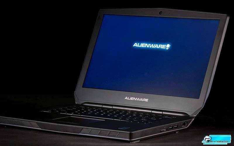 Дизайн Dell Alienware 15