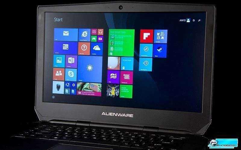 Игровой ноутбук Dell Alienware 15