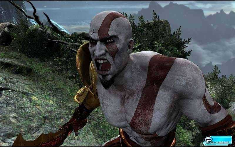 Yjdfz God of War III Remastered