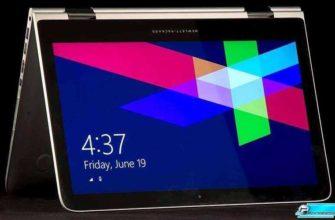 HP Envy Spectre X360 – Обзор ноутбука трансформера