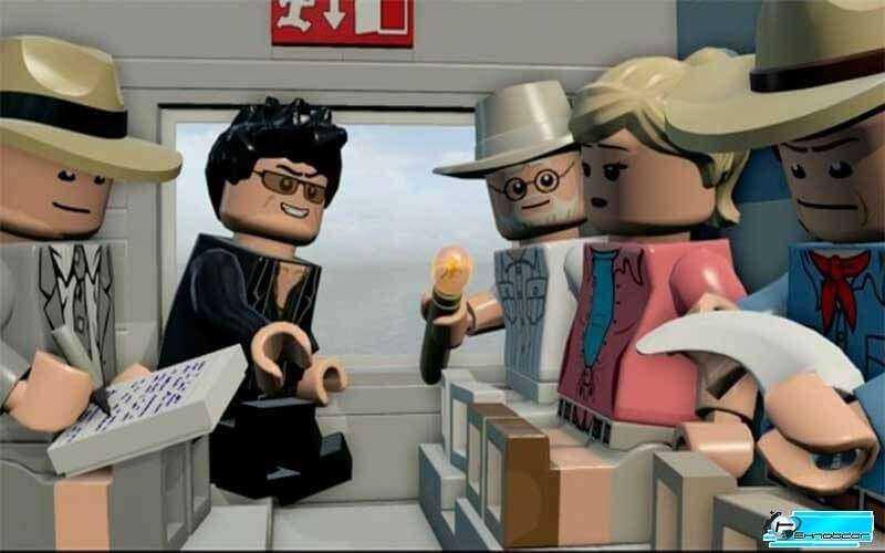 LEGO Jurassic World – Обзор