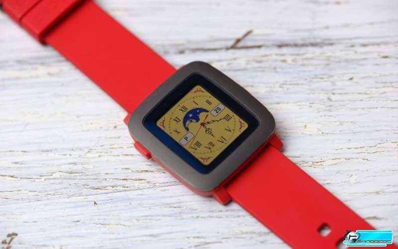 Смарт-часы Pebble Time
