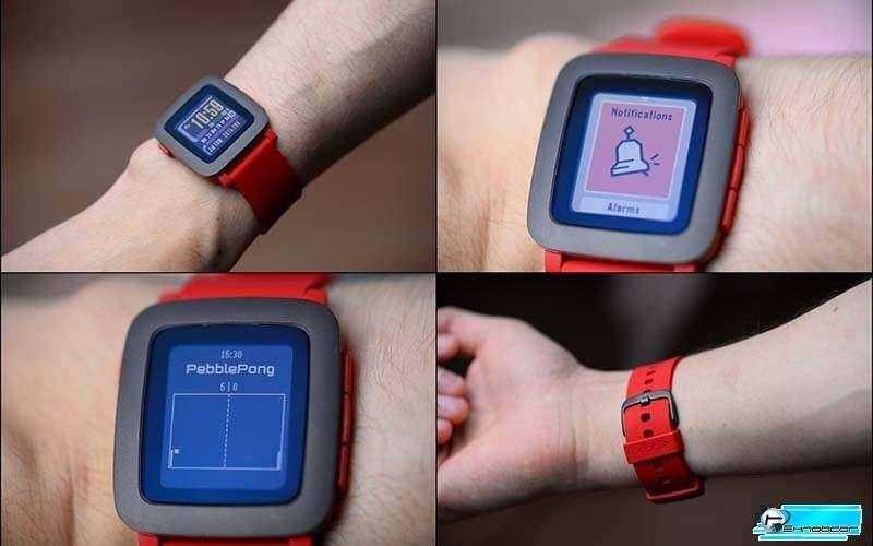 Тест Pebble Time