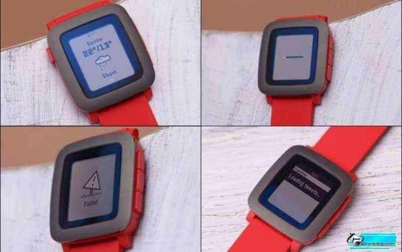 Обзор часов Pebble Time